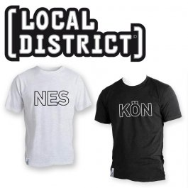 Local District Shirts