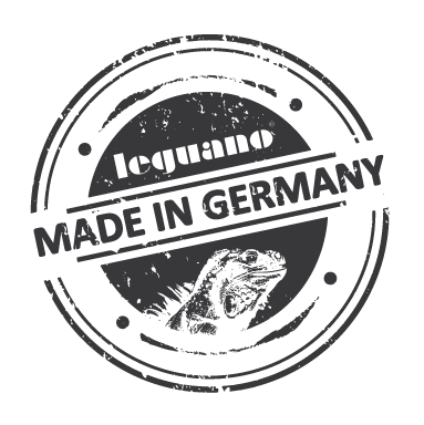 leguano handmade in Germany
